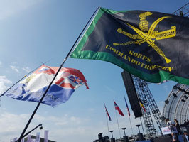 Korps Commandotroepen vlag