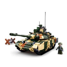 Sluban Large battle tank M38-B0756 - nieuw