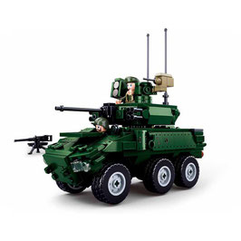Sluban 6x6 Wheeled infantry combat vehicle M38-B0753 (nieuw)