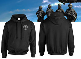 Sons of Achnacarry Hoody - black