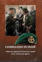 Boek Commando in Indië