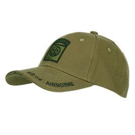 Cap 82nd Airborne groen