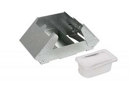BCB Folding cooker en windbreaker