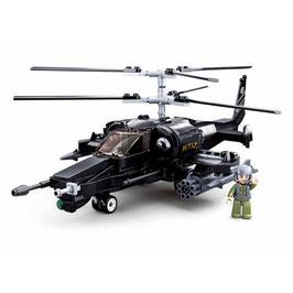 Sluban Combat helikopter M38-B0752 (nieuw)