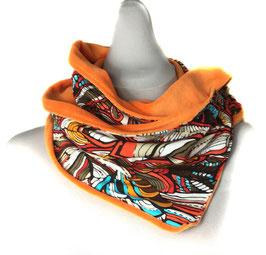 warmer Schal (Einzelstück)