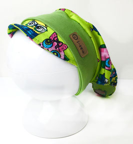 sommerliche Kopfbedeckung Glubschi die Eule