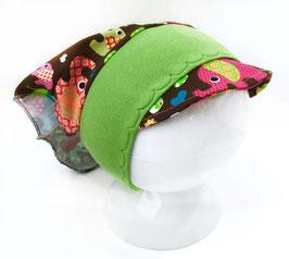 sommerliche Kopfbedeckung Elefantentanz