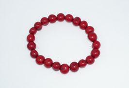 "Armband ""Azaipu"" rot/ Bracelet ""Azaipu"" red"