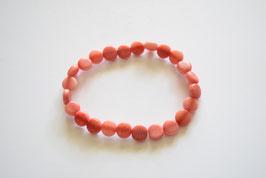 """Armband """"Pitipu"""", lachs  / Bracelet """"Pitipu"""" salmon"""