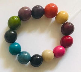 """Armband """"Bombona"""" bunt / Bracelet """"Bombona""""  colours"""