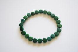 "Armband ""Pitipu"" smaragd / Bracelet ""Pitipu"" emerald"
