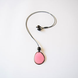 "Kette ""Laura"" rosa/ Necklace ""Laura"" rose"