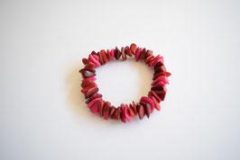 "Armband ""Rakitall"", red / Bracelet ""Rakitall"" ,  reds"