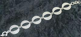 "Armband Filingran ""Ovales"", 20 cm"