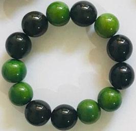 "Armband ""Bombona"" grün / Bracelet ""Bombona"" greens"