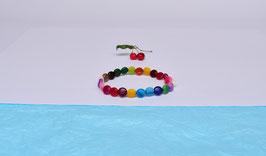 "Armband ""Pitipu"", bunt / Bracelet ""Pitipu"" colours"