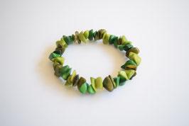 "Armband ""Rakitall"", grün / Bracelet ""Rakitall"" ,  green"