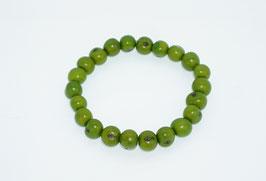 "Armband ""Azaipu"" grün/ Bracelet ""Azaipu"" green"