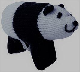 """Serie """"vier Pfoten"""" Panda-Bär  / Four paws series - Panda Bear"""