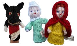 """Märchen """"Rotkäppchen"""" / Fairy tale """"Little Red Riding Hood"""""""