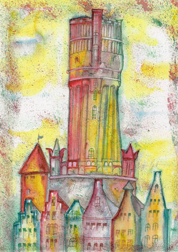 Lüneburg/Wasserturm