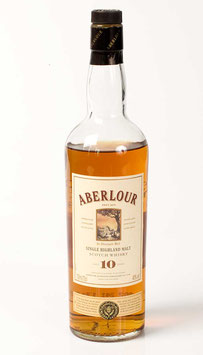 Aberlour 10 y old bottling