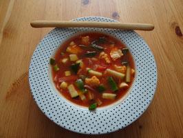 Gevulde soep per liter