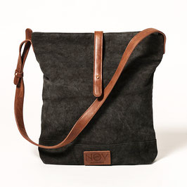 Tote Bag No. I - Jet Black
