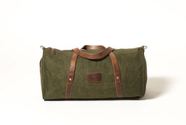 Duffle Bag no.II - Forest Green