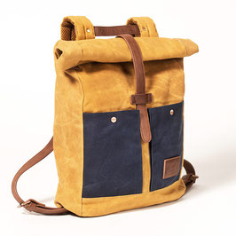NOY  Backpack no. II - Cognac Brown
