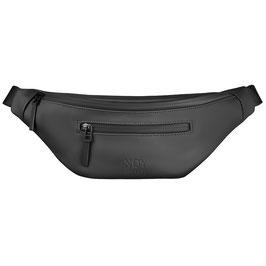 AINO HIP BAG - Bauchtasche für Damen und Herren - schwarz