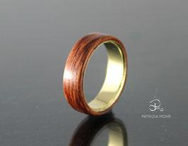 Goldring Palisander | Ehering Holz
