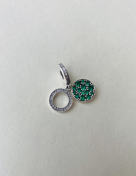Petit Amulet Green Moon
