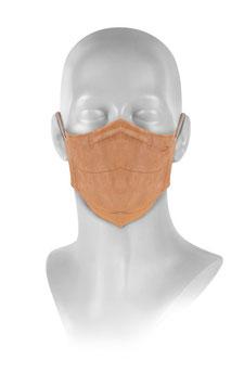 FFP2 Mask Nude Smile Adult L