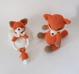 ♥ Foxy, le renardeau ♥ (Sur commande )
