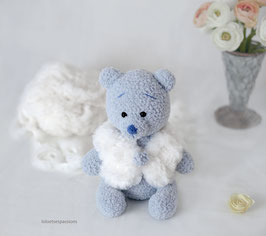 ♥ Blue Ice l'ourson ♥.