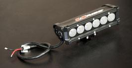 RAMPE 6 LEDS. Ref:555