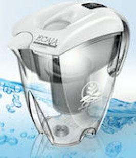 DER WASSERFILTER DER EXTRAKLASSE für reines und energetisiertes Wasser zuhause, im Büro und auf Reisen