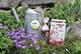KOMPOST-TEE für bezaubernde Rosen