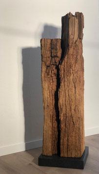 Holzskulptur Altholz 2