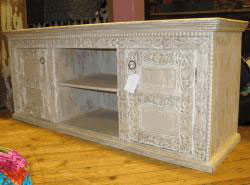 LCD Dressoir white wash