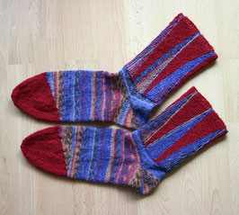 "Socken  ""Hundertwasser"" Grösse 45 – 47"