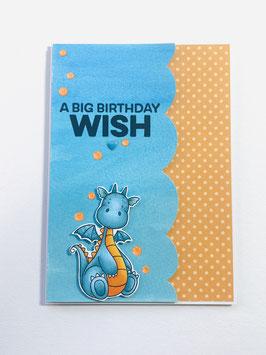 Big Birthday Wish