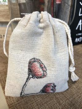 Treasure bag klaproos / poppy