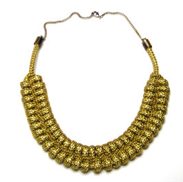 Holiday Zig Zag Necklace