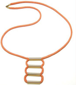 3-Bar Necklace