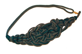 Green Knotted Belt