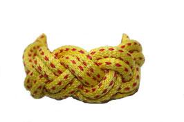 Yellow Knotz Bracelet