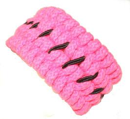 Pink Neon Tribal Bracelet