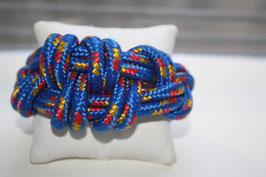 Blue Knotz Bracelet